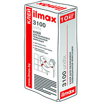 Клей для плитки повышенной фиксации Илмакс 3100, мешок 25 кг.
