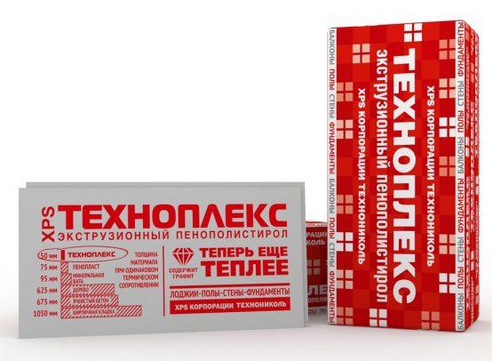 Экструзионный пенополистирол ТЕХНОНИКОЛЬ CARBON ECO