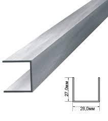 Профиль UD 27*28 3 м 0,4 мм